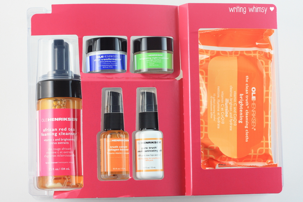 Ole Henriksen Unwrap Your Radiance Collection 3