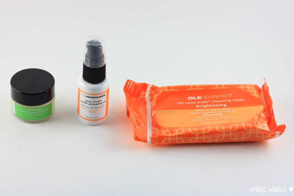 Ole Henriksen Unwrap Your Radiance Collection