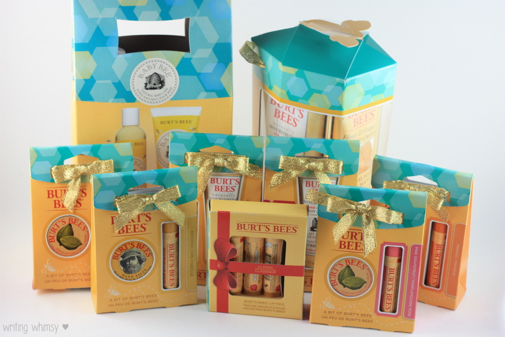 Burt's Bees Holiday Gift Guide 3