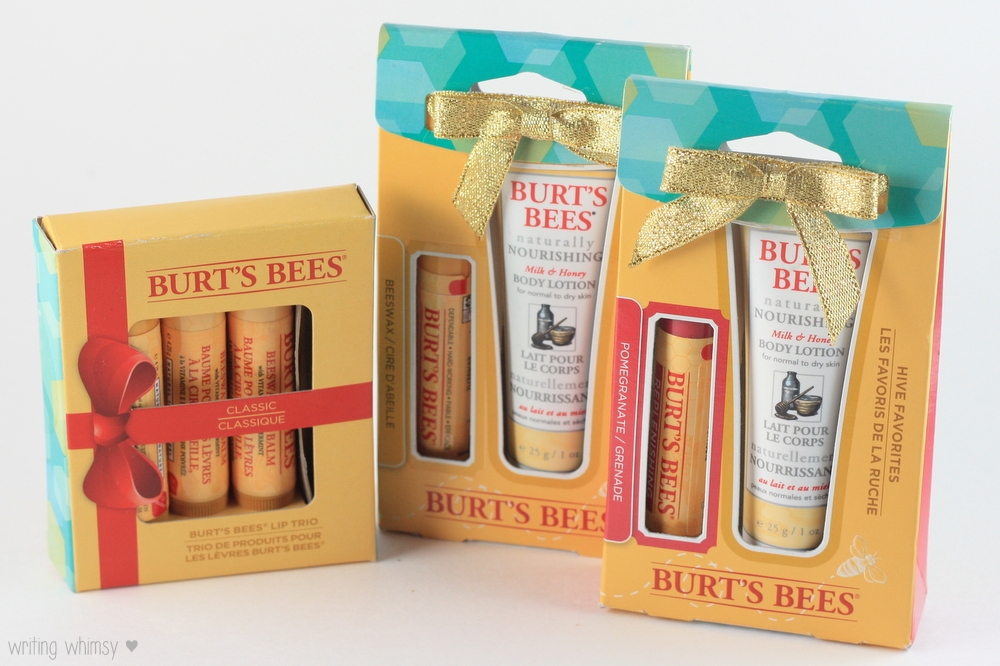 Burt's Bees Holiday Gift Guide 4