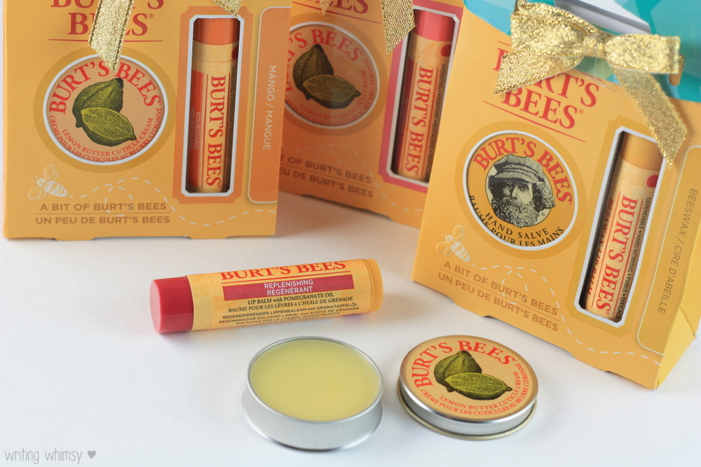 Burt's Bees Holiday Gift Guide 5