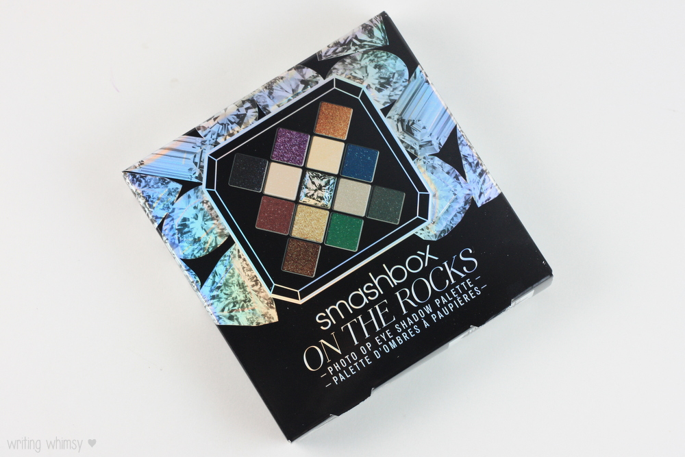 Smashbox On The Rocks Photo Op Eye Shadow Palette 4