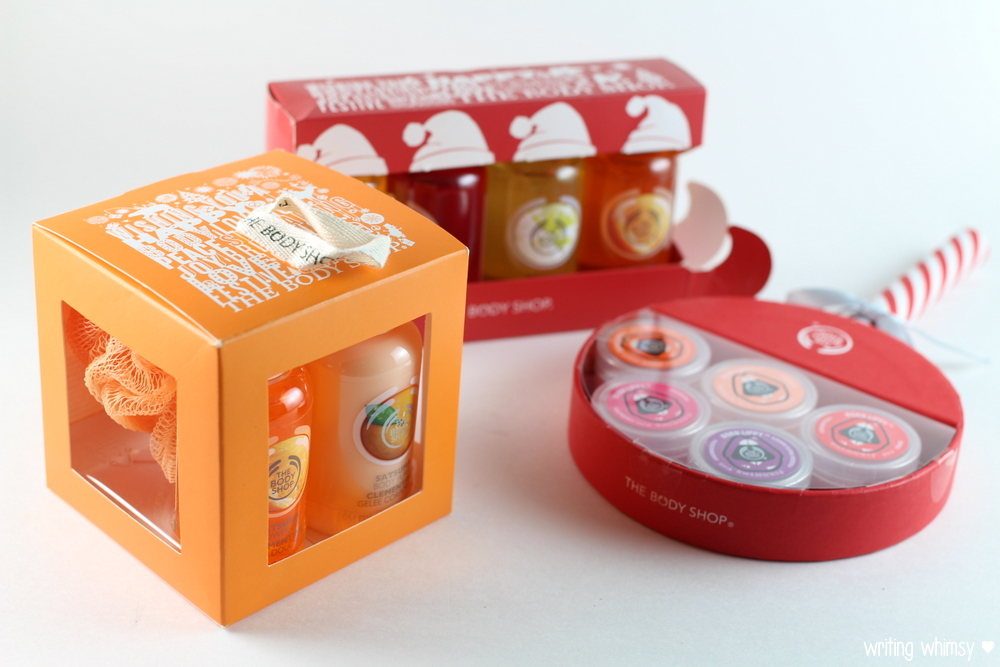 The Body Shop Holiday Gift Guide 6