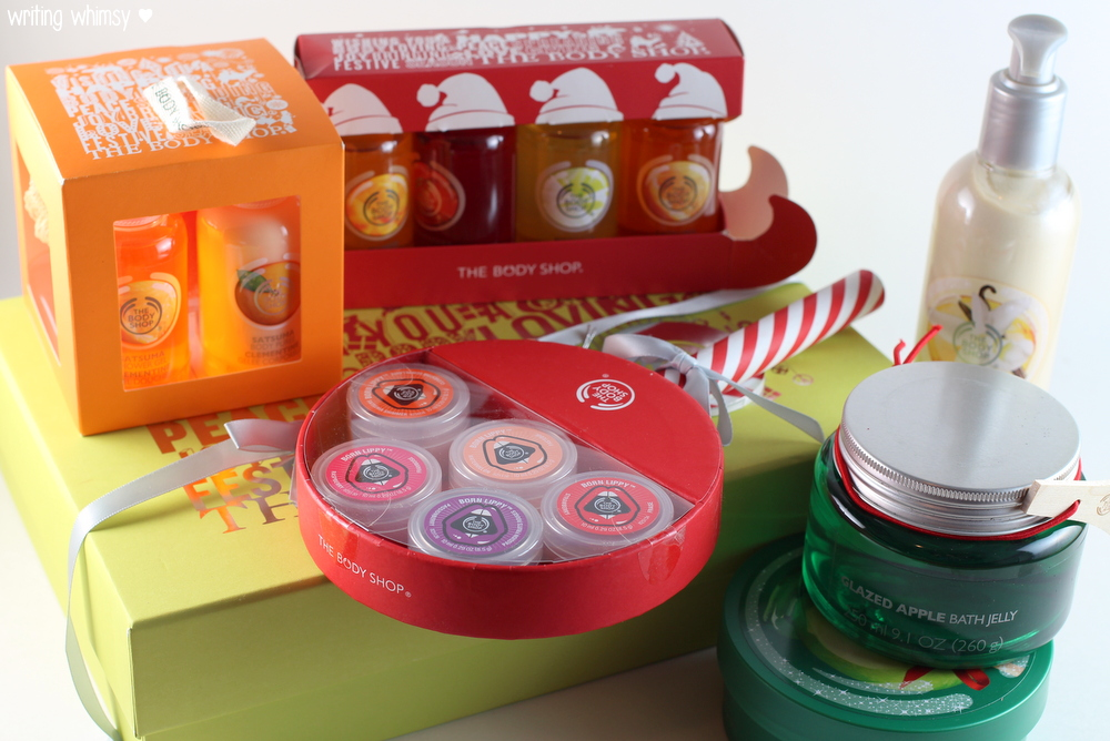 The Body Shop Holiday Gift Guide 8
