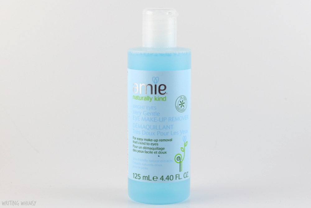 Amie Bright Eyes Very Gentle Eye Makeup Remover and New Bloom Gentle Facial Cleansing Wipes Review 4