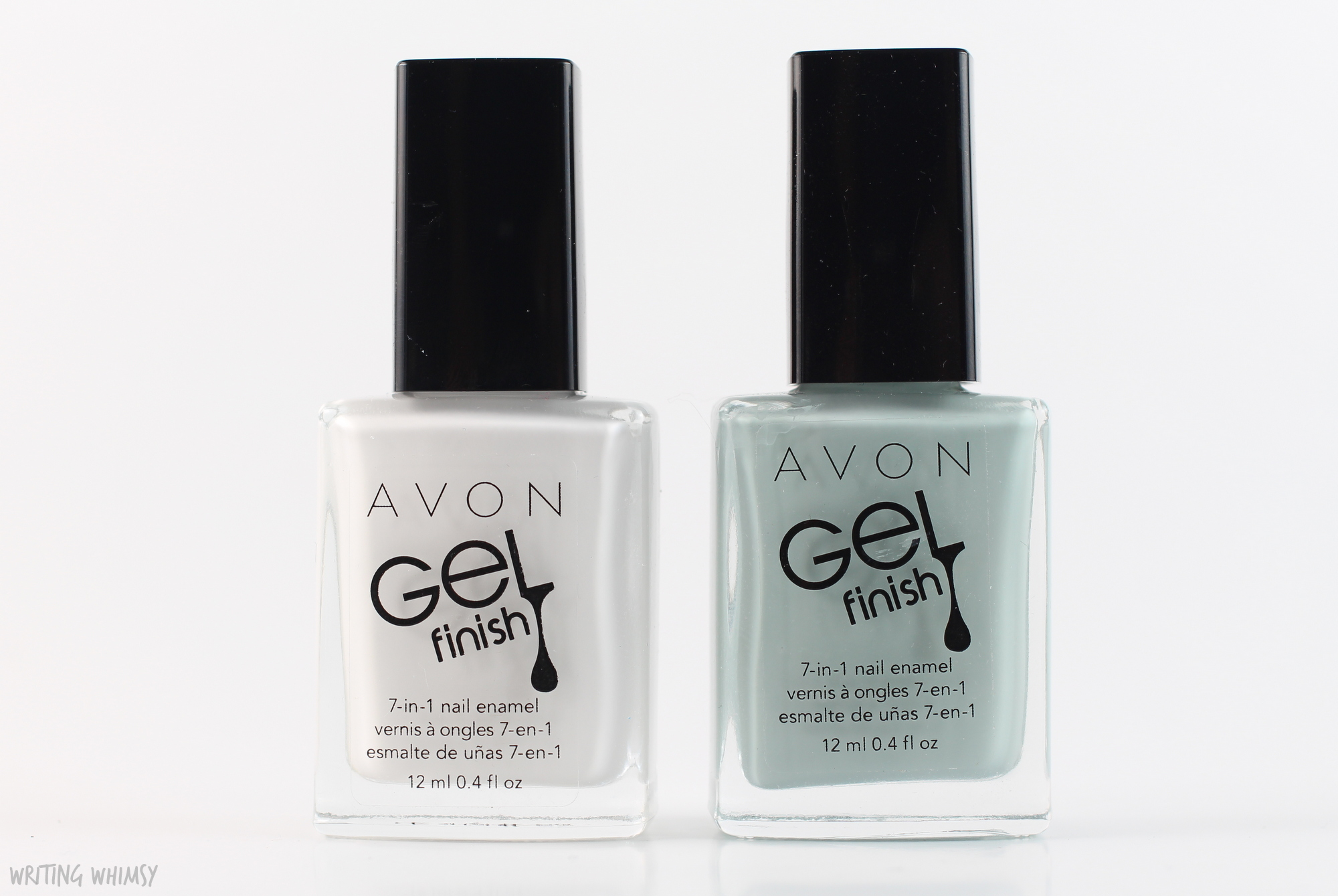 Avon Gel Finish 7-in-1 Nail Enamel 2