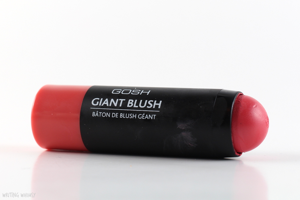 GOSH Giant Blush Stick in Shy, Passion and Pink Parfait 2