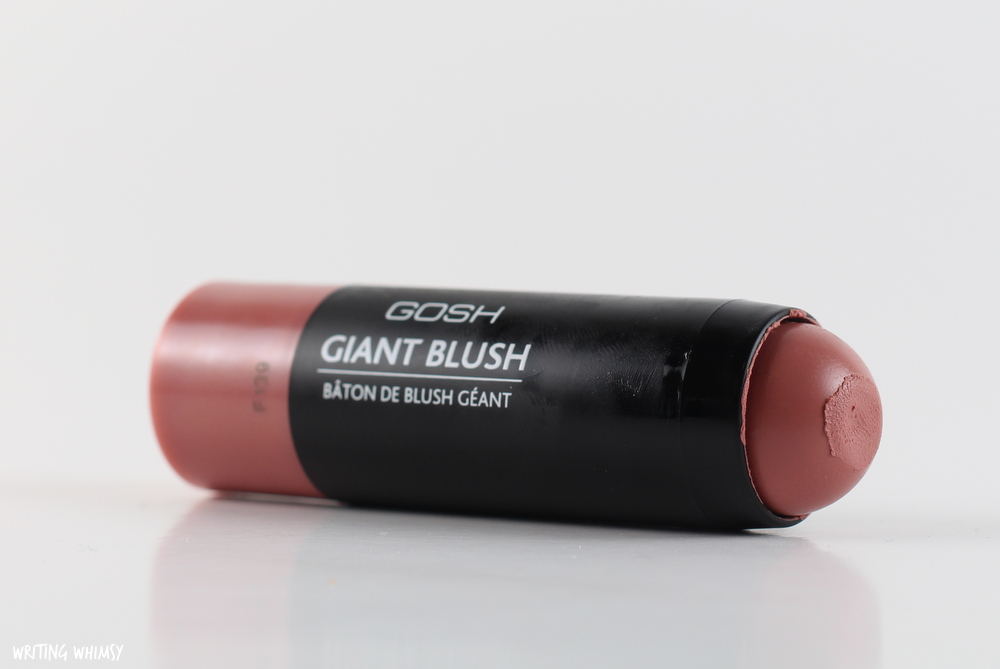GOSH Giant Blush Stick in Shy, Passion and Pink Parfait 3