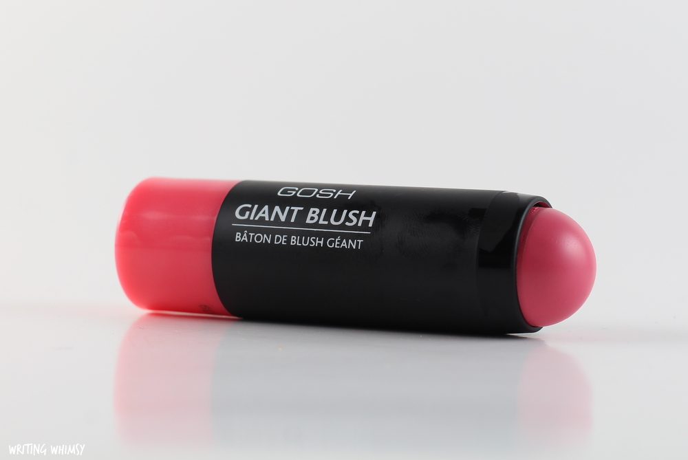 GOSH Giant Blush Stick in Shy, Passion and Pink Parfait