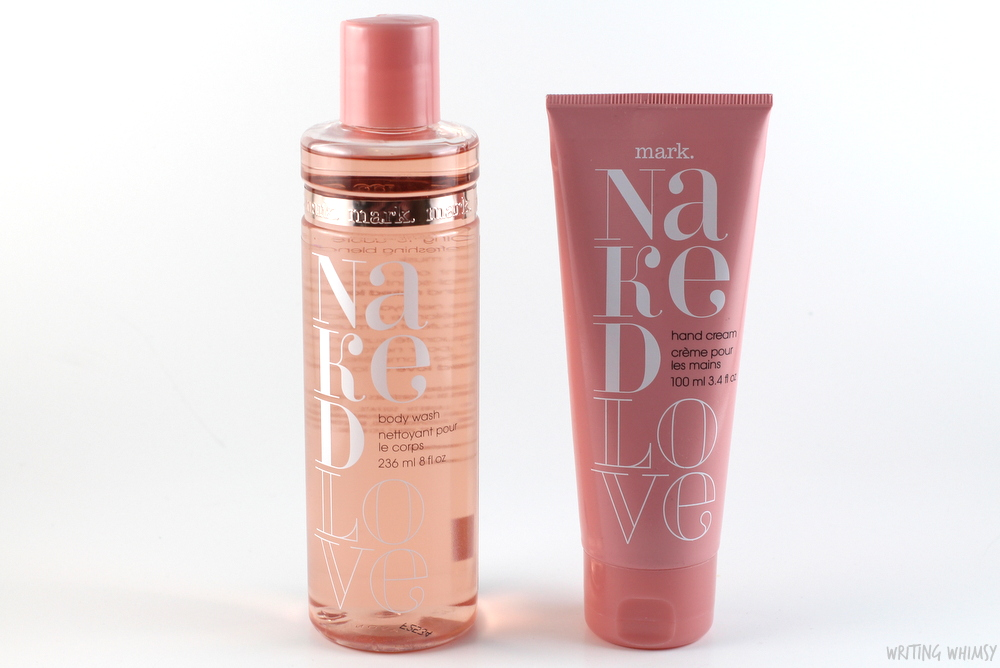 Mark Naked Love Bath & Body Collection 4