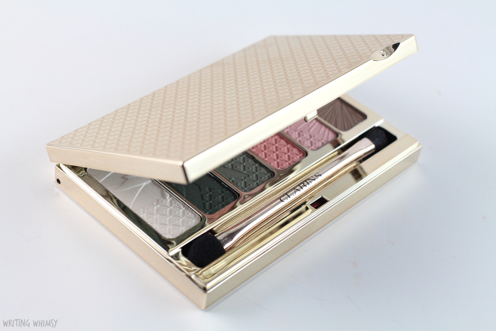 Clarins Garden Escape 6-Colour Eye Palette