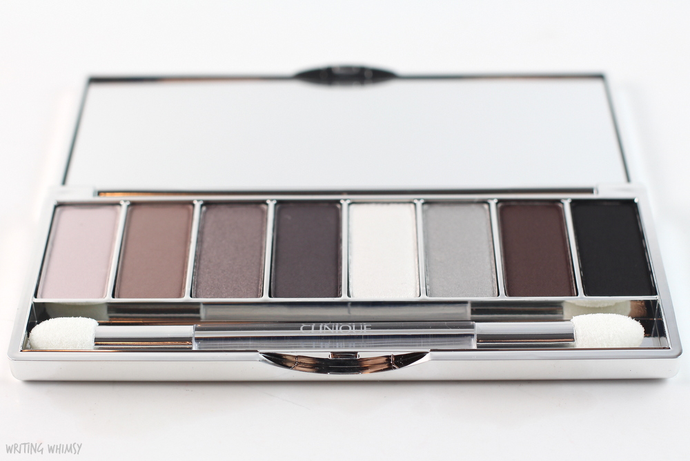 Clinique All About Shadow 8-Pan Palette in Wear Everywhere Greys 2