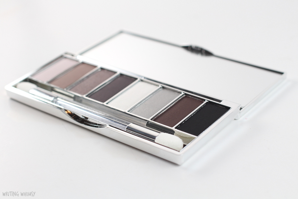 Clinique All About Shadow 8-Pan Palette in Wear Everywhere Greys 3