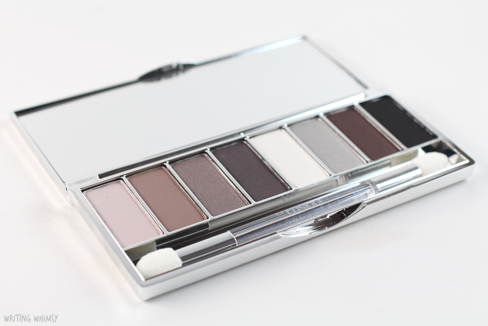 Clinique All About Shadow 8-Pan Palette in Wear Everywhere Greys 4