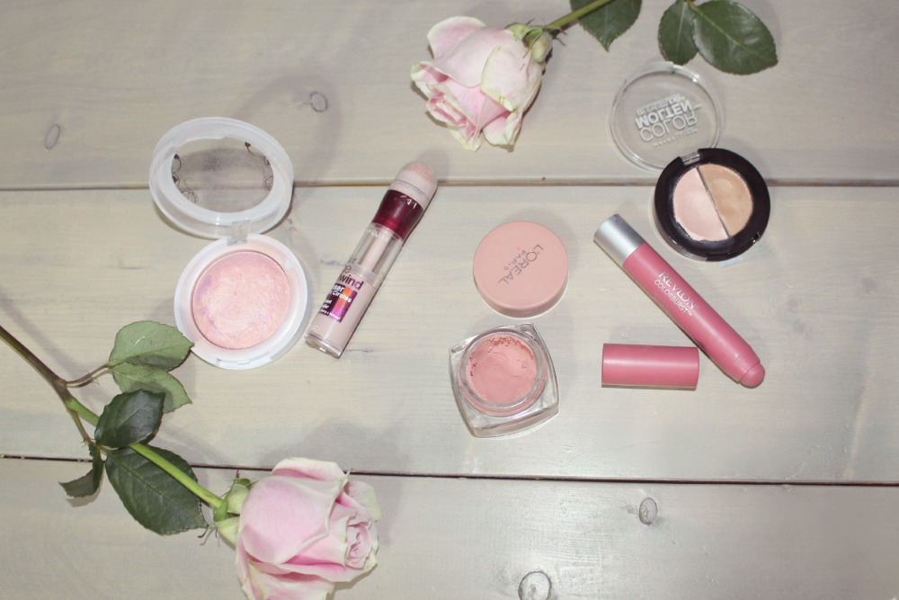 Drugstore Pink Product Roundup