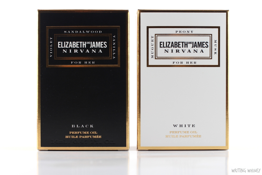 Elizabeth and James Pure Perfume Oil 7
