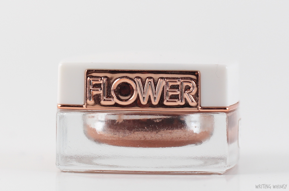 Flower Beauty Color Play Creme Eyeshadow in Wild Geranium 3
