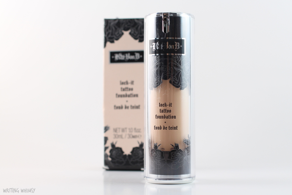 Kat Von D Lock-It Tattoo Foundation 2