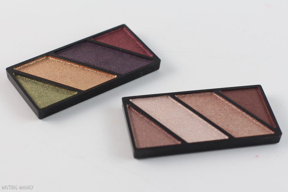 Mary Kay Mineral Eye Color Quads in Autumn Leaves and Sandstone 5