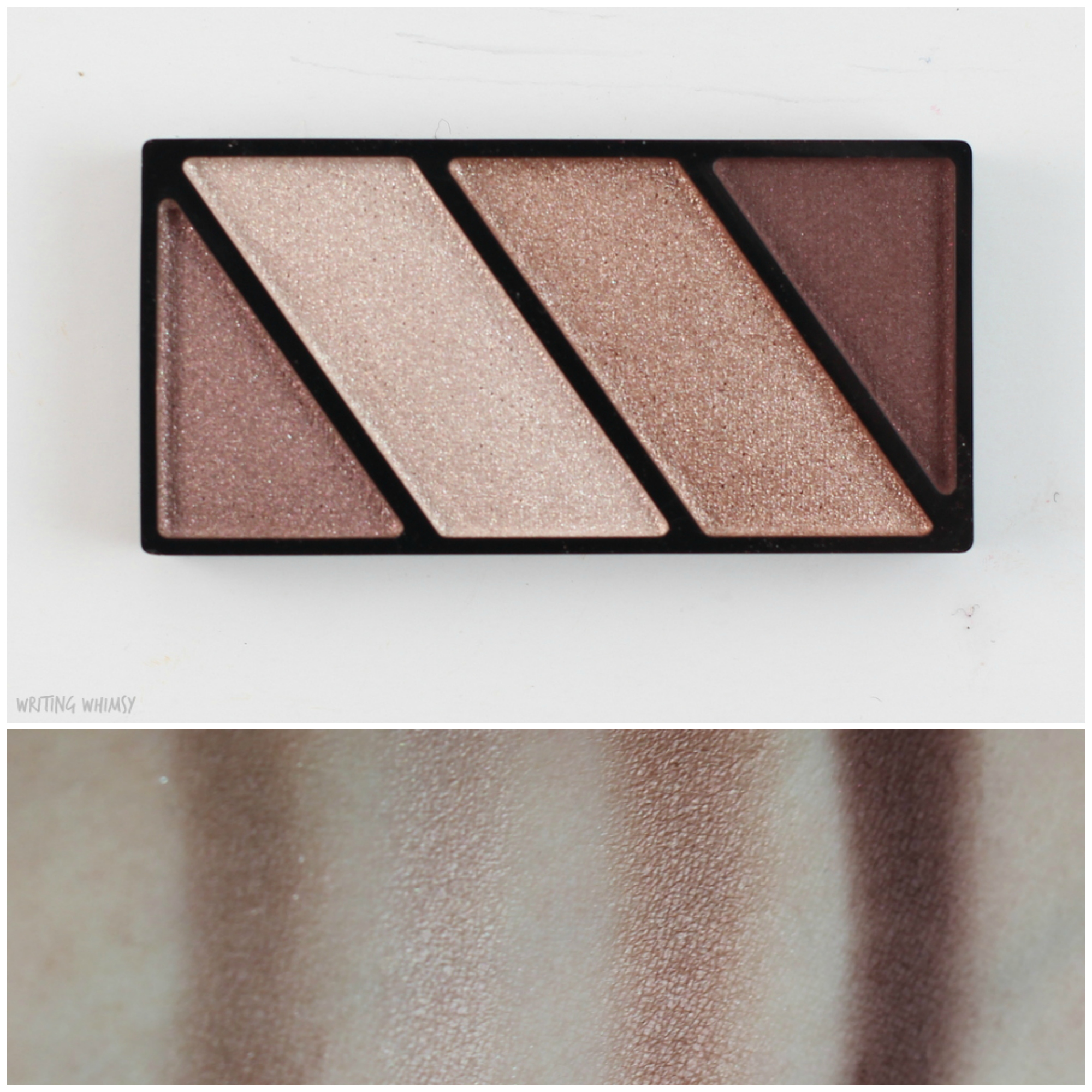 Mary Kay Mineral Eye Color Quads in Autumn Leaves and Sandstone Collage
