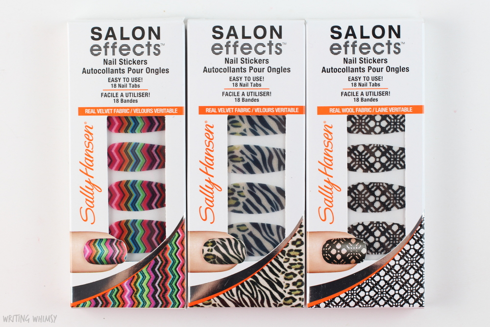 Sally Hansen Salon Effects Spring 2015 5