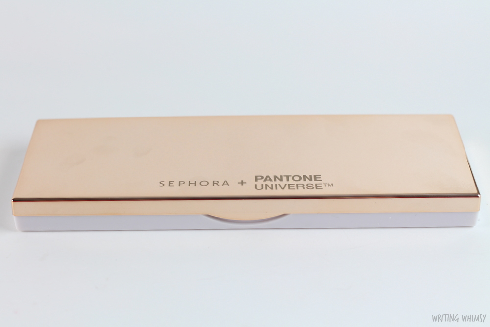 Sephora Pantone Color of the Year 2015 Marsala Collection 8