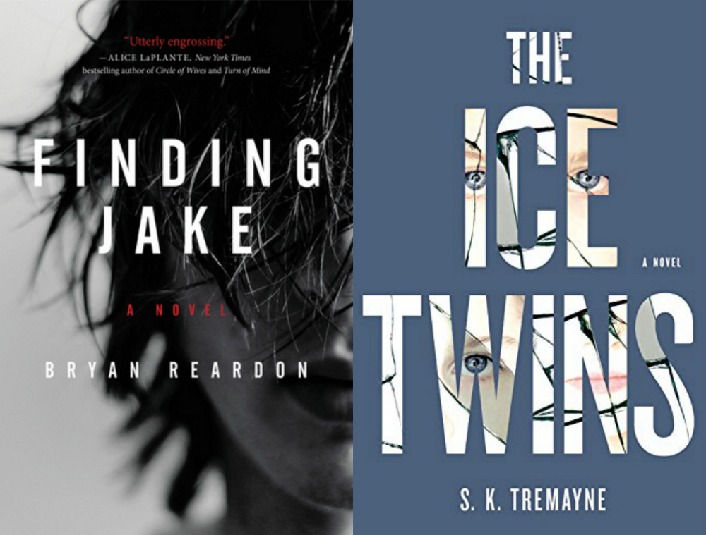 1-The Ice Twins by S.K. Tremayne Collage