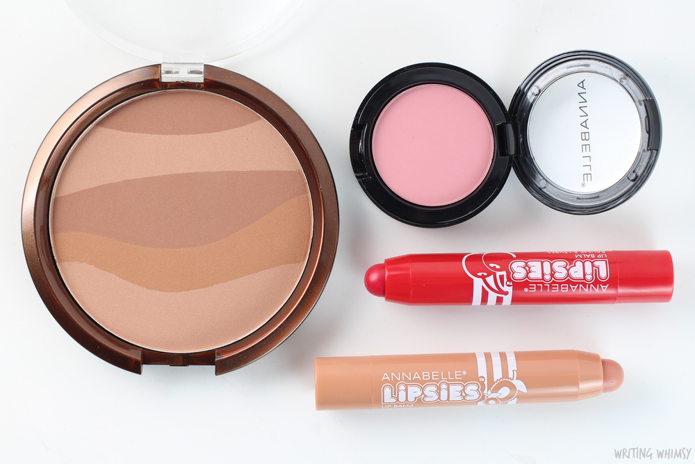 Annabelle Cosmetics Spring 2015 Collage