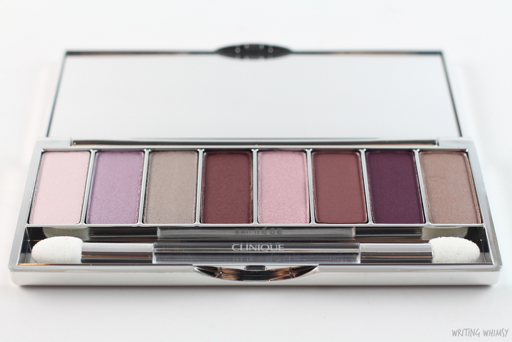 Clinique All About Shadow 8-Pan Palette in Wear Everywhere Pinks 3