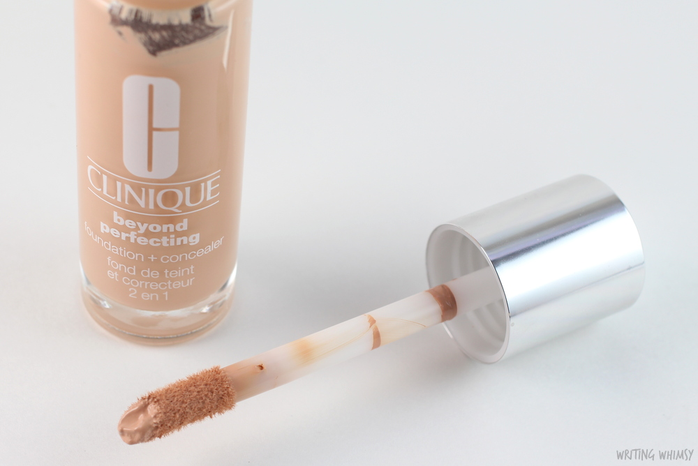 Clinique Beyond Perfecting Foundation + Concealer 2