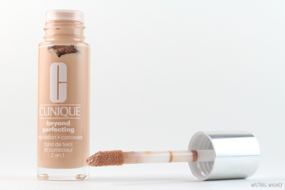 Clinique Beyond Perfecting Foundation + Concealer 3
