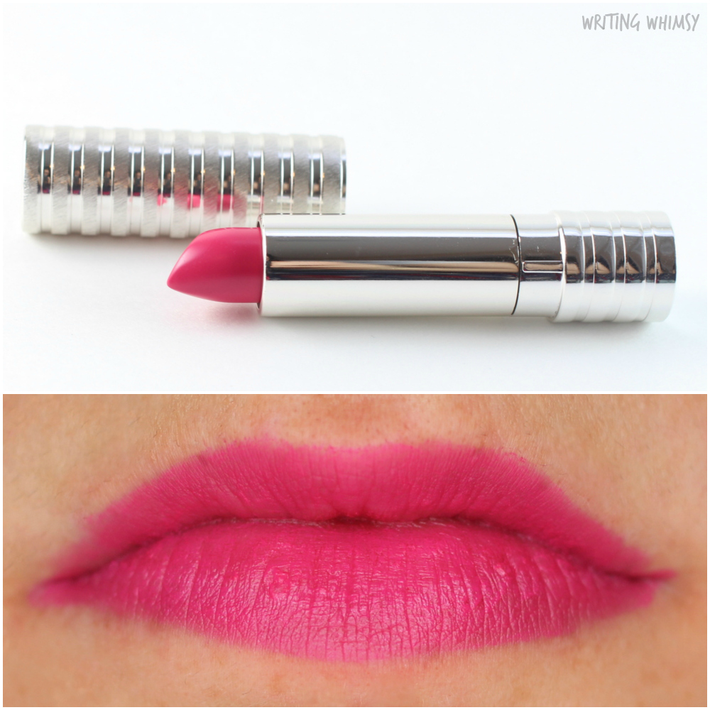 Clinique Long Last Soft Matte Lipstick in Magenta