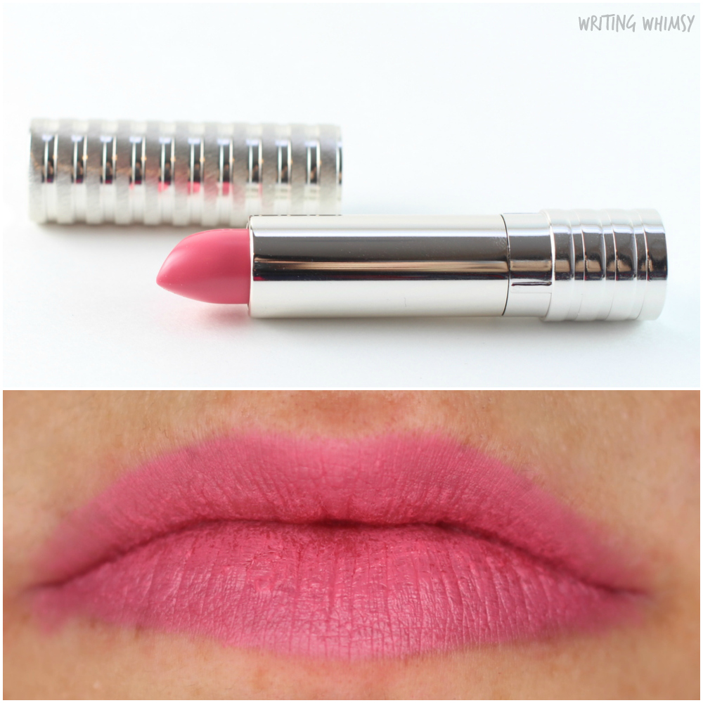 Clinique Long Last Soft Matte Lipstick in Petal 2
