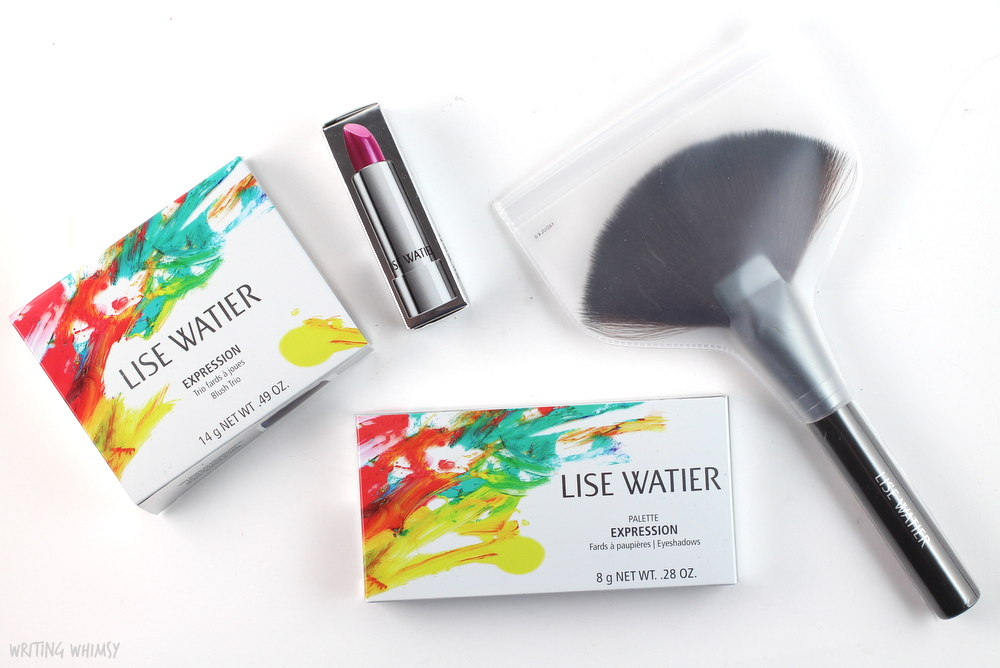 Lise Watier Spring 2015 Expression Collection 11