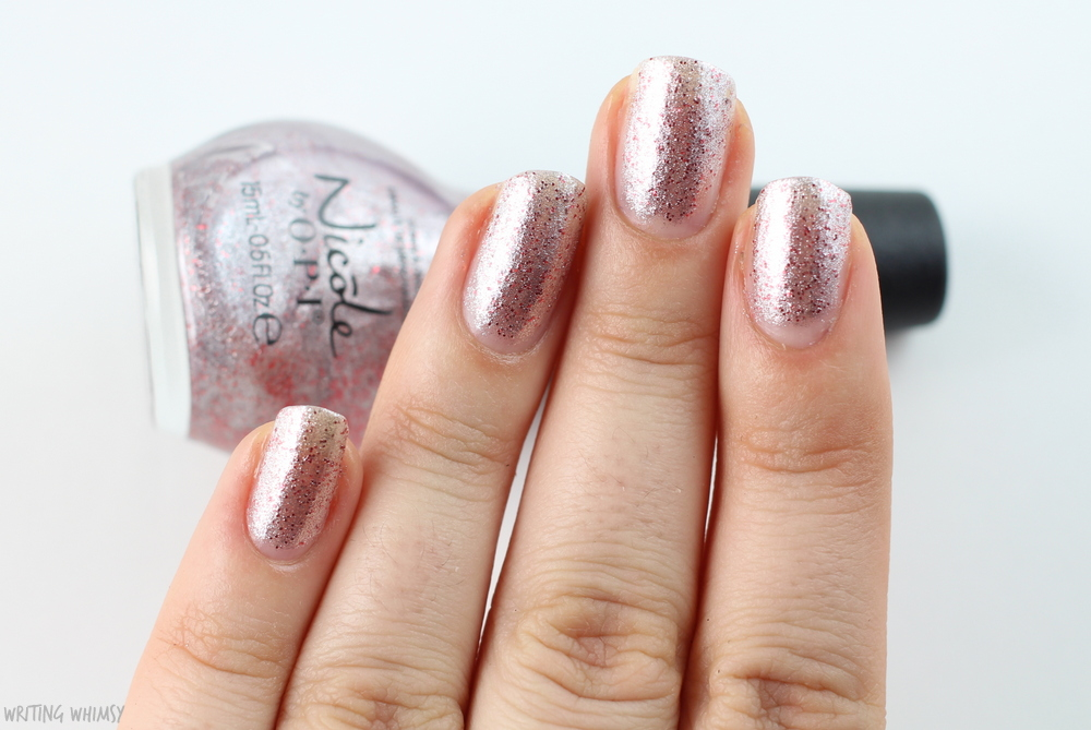 Nicole by OPI Coca Cola DC Lover