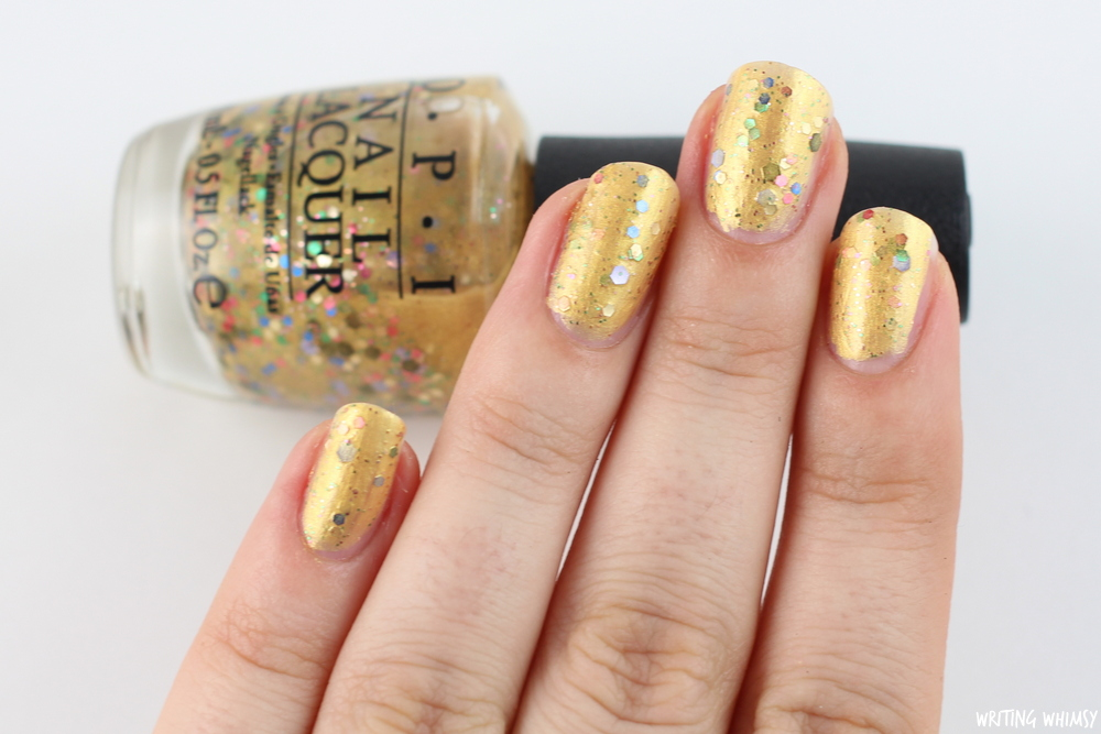 OPI Hawaii Pineapples Have Peelings Too! 2