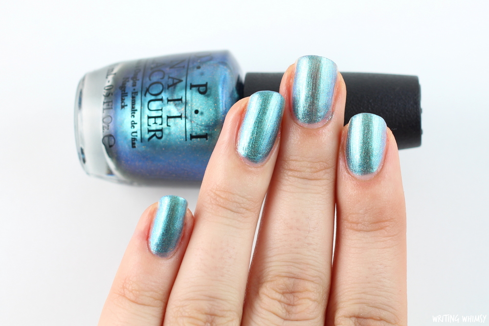 OPI Hawaii This Color's Making Waves