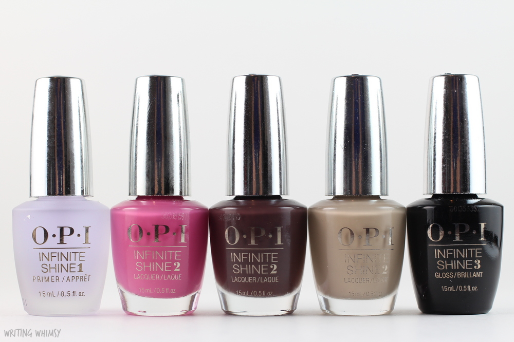 OPI Infinite Shine Girl Without Limits 3