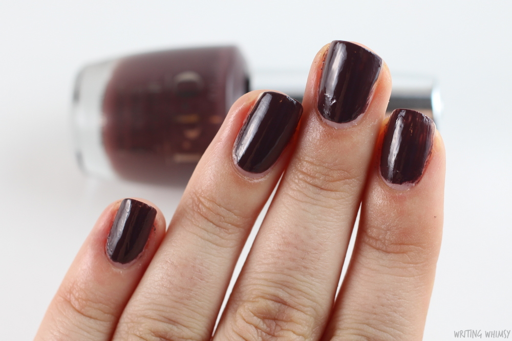 OPI Infinite Shine Never Give Up! 3