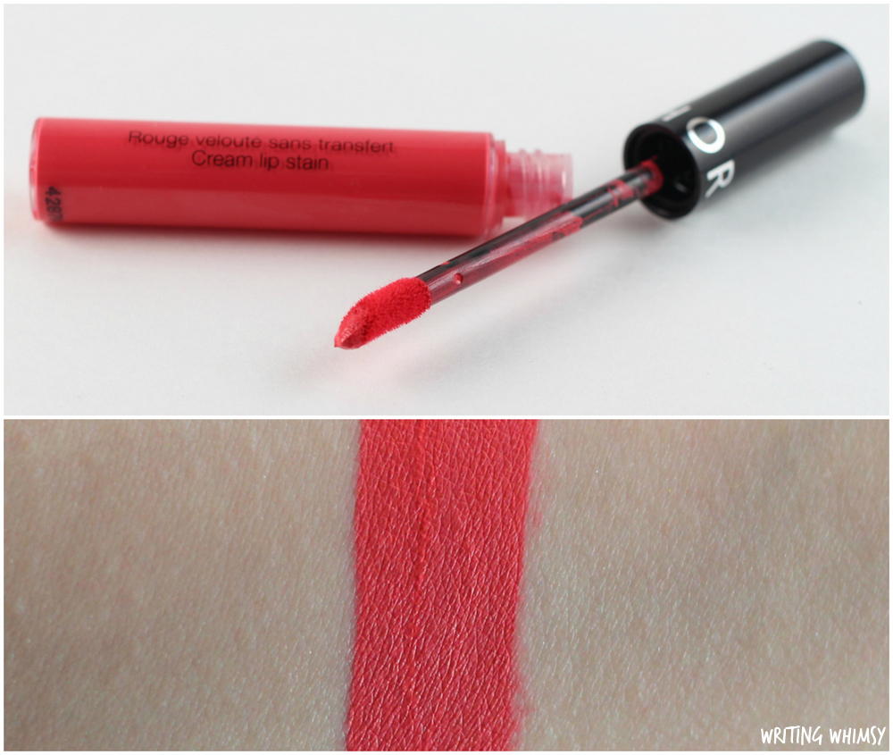 Sephora Collection Cream Lip Stain in Watermelon Slice
