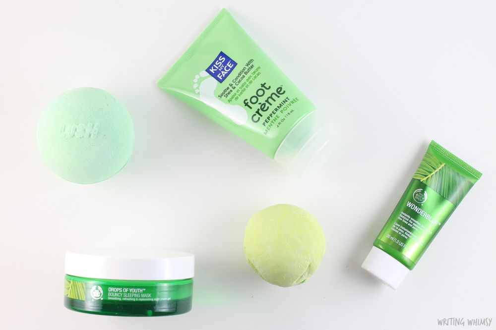 St. Patrick's Day Green Body Care 6