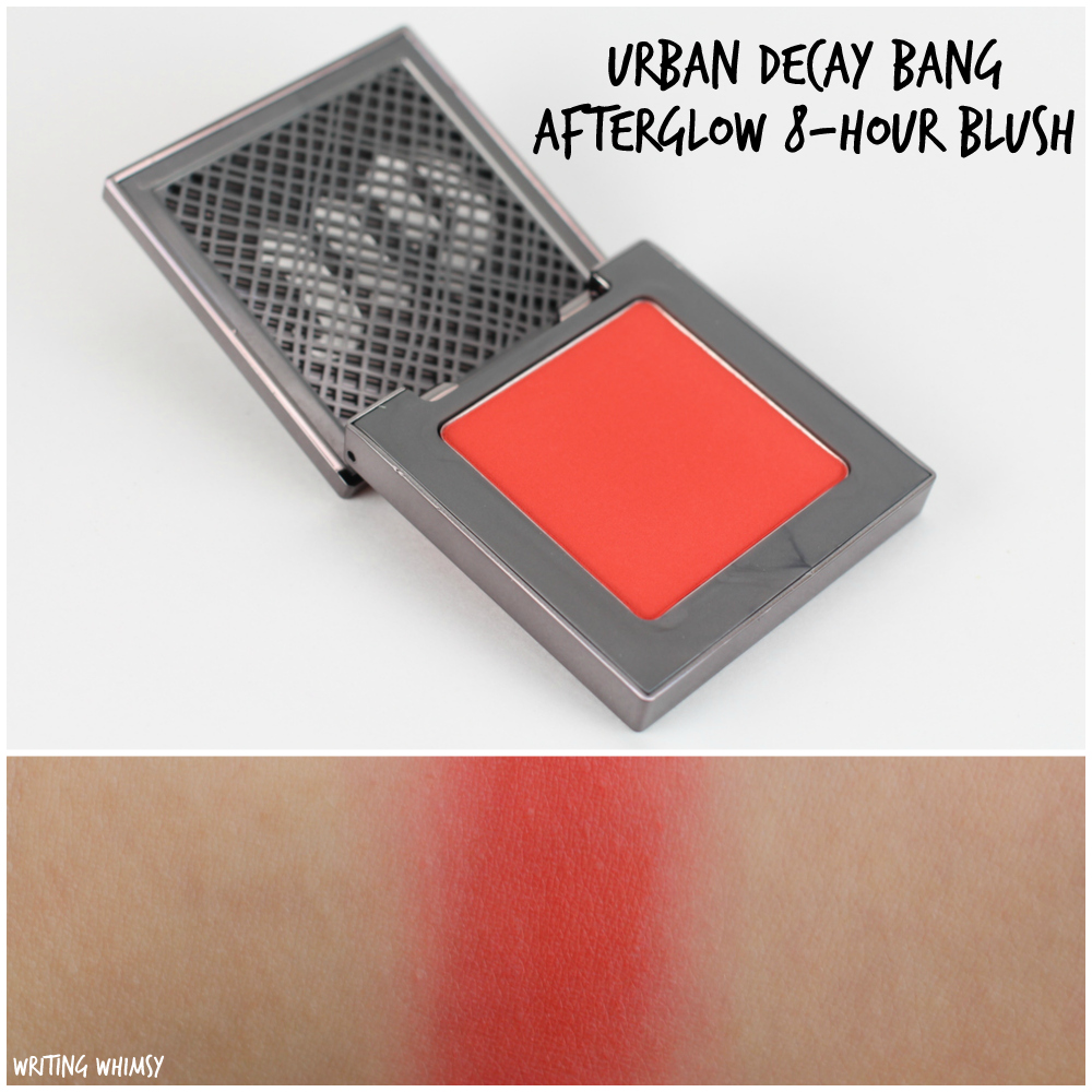 2-Urban Decay Bang Afterglow 8-Hour Blush Collage