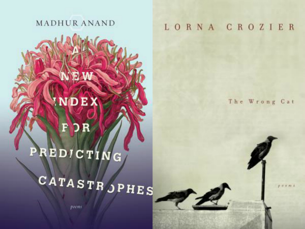 A New Index for Predicting Catastrophes by Madhur Anand & The Wrong Cat by Lornia Crozier