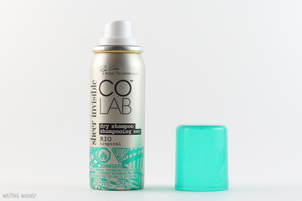 COLAB Sheer Invisible Dry Shampoo 2