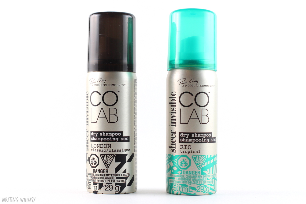 COLAB Sheer Invisible Dry Shampoo 3