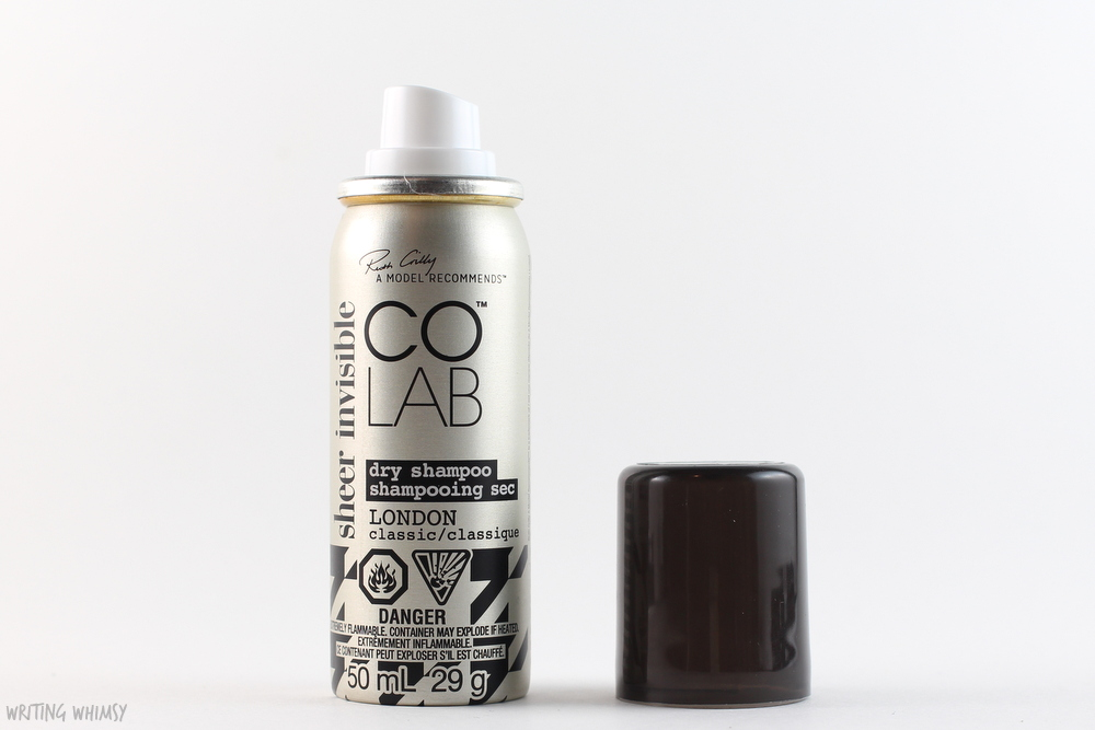 COLAB Sheer Invisible Dry Shampoo 4