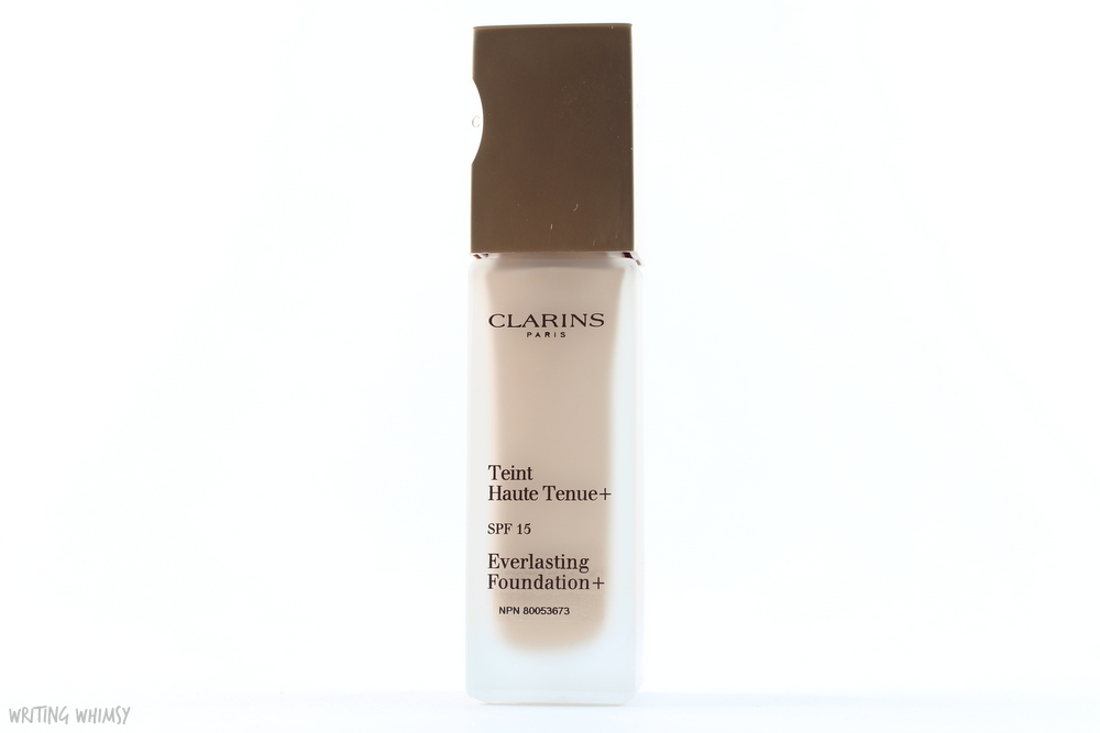 Clarins Everlasting Foundation SPF15 in 103 Ivory 2