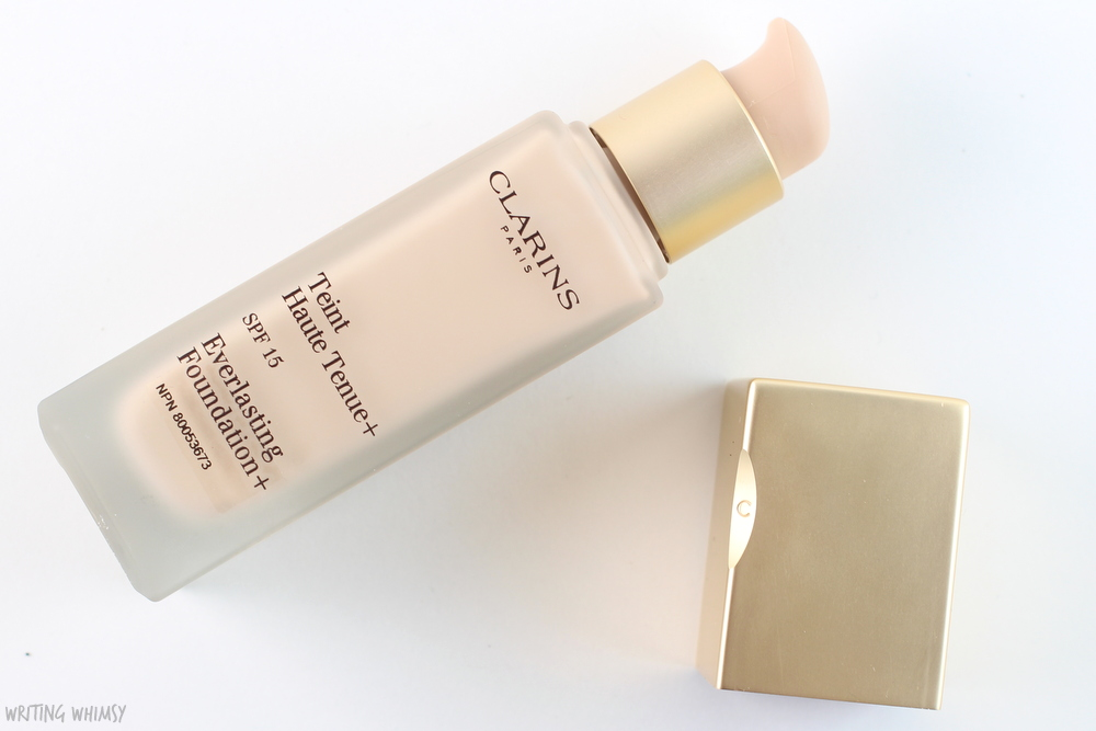 Clarins Everlasting Foundation SPF15 in 103 Ivory