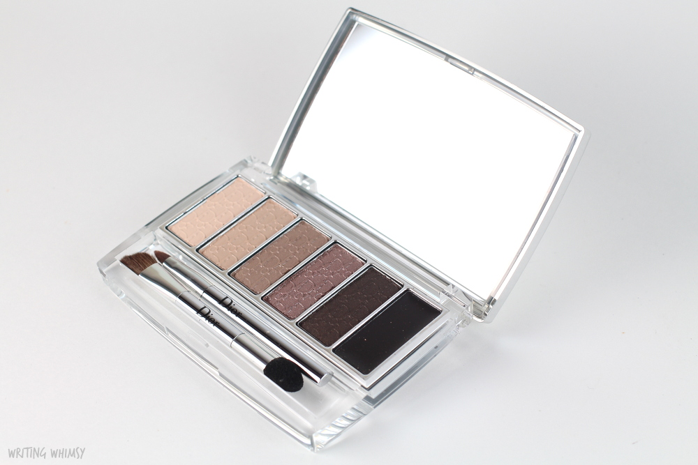 Dior Eye Reviver Illuminating Neutrals Palette 2