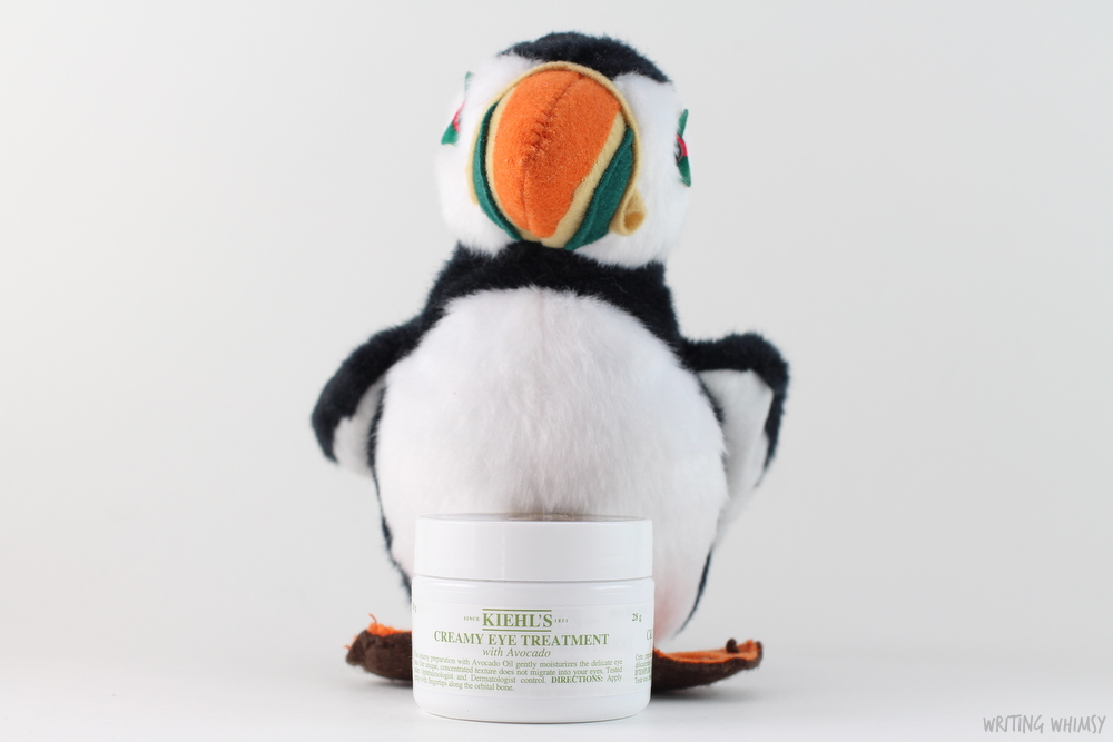 Kiehl's Creamy Eye Treatment with Avocado Supports Puffins 4
